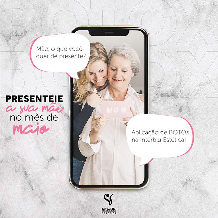 Presenteie sua mãe no mês de Maio