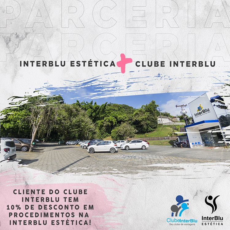 InterBlu Estética + ClubeInterBlu